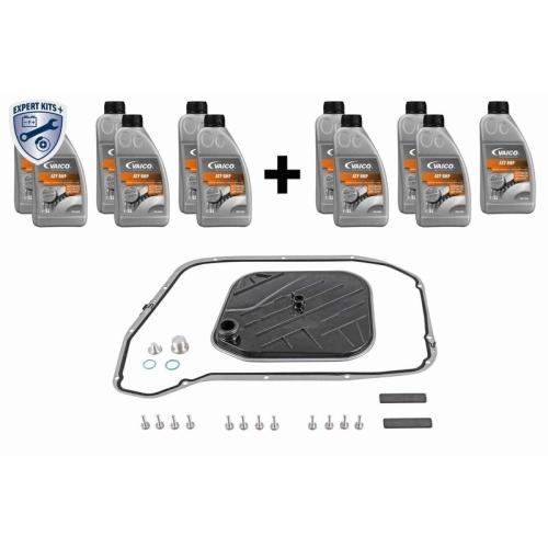 Teilesatz, Ölwechsel-Automatikgetriebe VAICO V10-3225-XXL EXPERT KITS + AUDI VAG