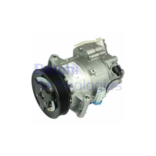 DELPHI Kompressor, Klimaanlage TSP0155949
