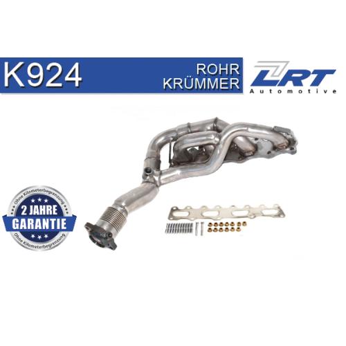 Krümmer, Abgasanlage LRT K924 MERCEDES-BENZ