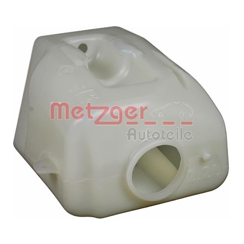 Washer Fluid Tank, window cleaning METZGER 2140122 genuine OPEL