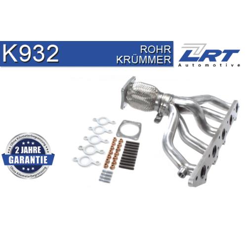 Krümmer, Abgasanlage LRT K932 VOLVO