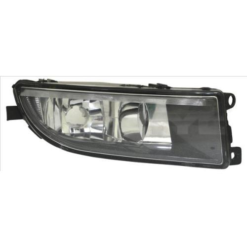 Fog Light TYC 19-12110-01-9 VW