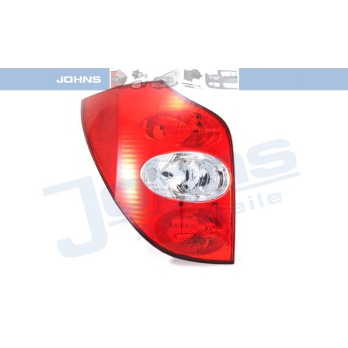 Combination Rearlight JOHNS 60 25 87-5 RENAULT