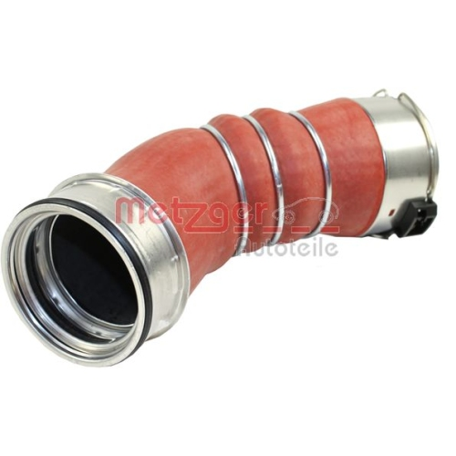 Charger Air Hose METZGER 2400320 BMW