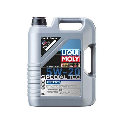 Motoröl LIQUI MOLY 3841 Special Tec F ECO 5W-20