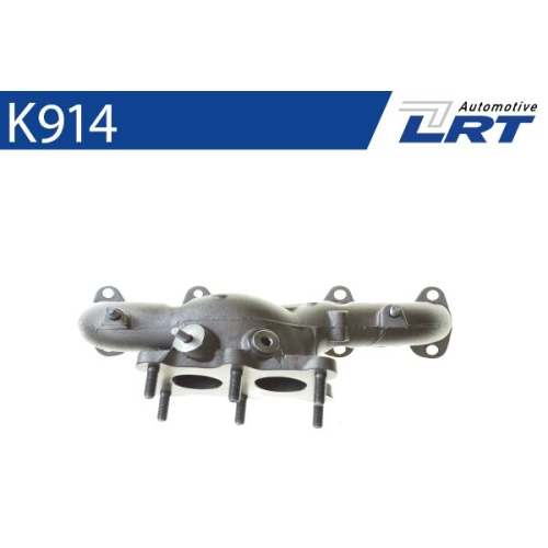 LRT Manifold, exhaust system K914