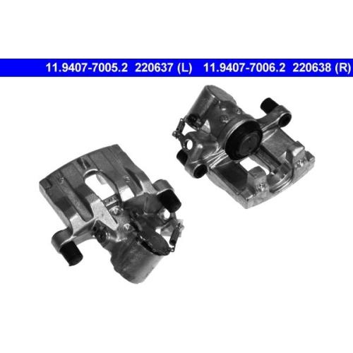 Brake Caliper ATE 11.9407-7005.2
