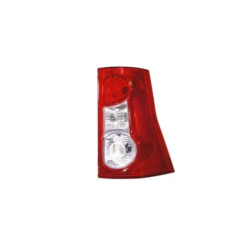 Combination Rearlight VAN WEZEL 1516936 DACIA