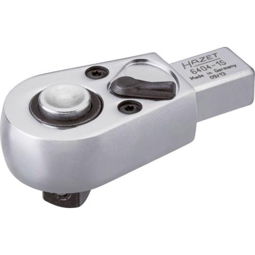 Plug-in Changeover Ratchet Head, torque wrench HAZET 6404-1S