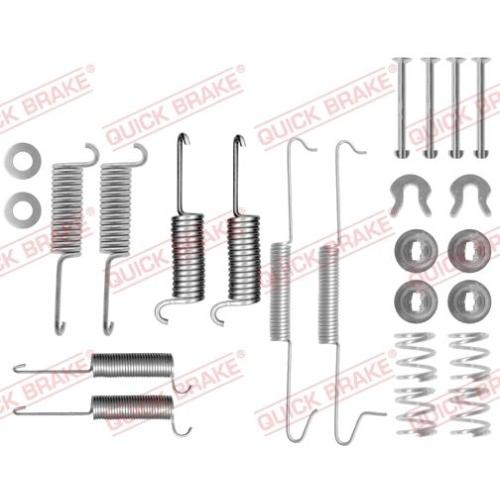 Accessory Kit, brake shoes QUICK BRAKE 105-0571