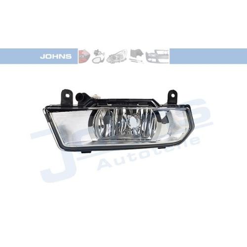 Fog Light JOHNS 71 61 29-2 SKODA