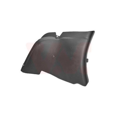 Panelling, mudguard VAN WEZEL 5880431 VW