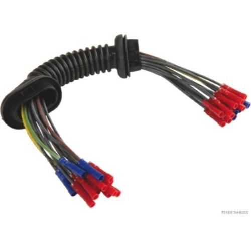 Cable Repair Set, tailgate HERTH+BUSS ELPARTS 51277033 SEAT VW VAG