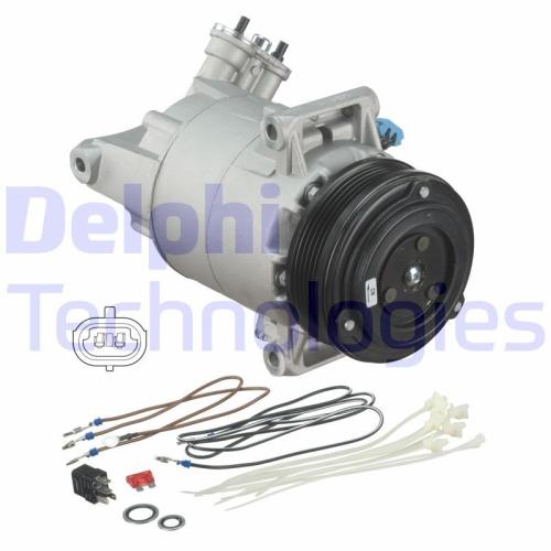 DELPHI Kompressor, Klimaanlage TSP0155449