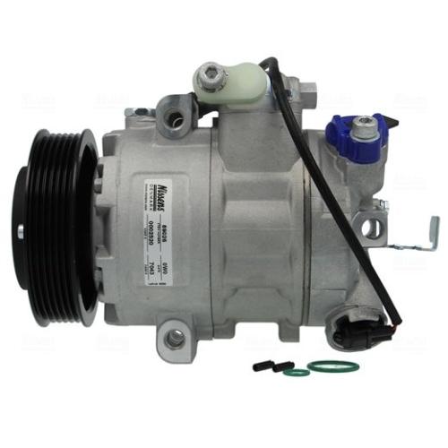 Kompressor, Klimaanlage NISSENS 89026 AUDI SEAT SKODA VW VAG