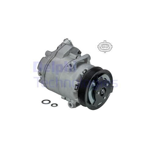 Kompressor, Klimaanlage DELPHI TSP0155967 OPEL VAUXHALL