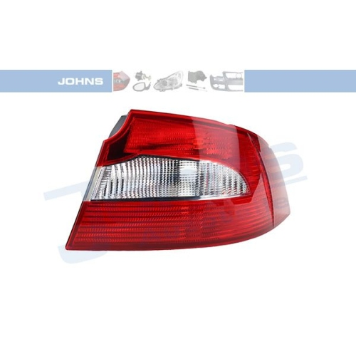 Combination Rearlight JOHNS 71 41 88-1 SKODA