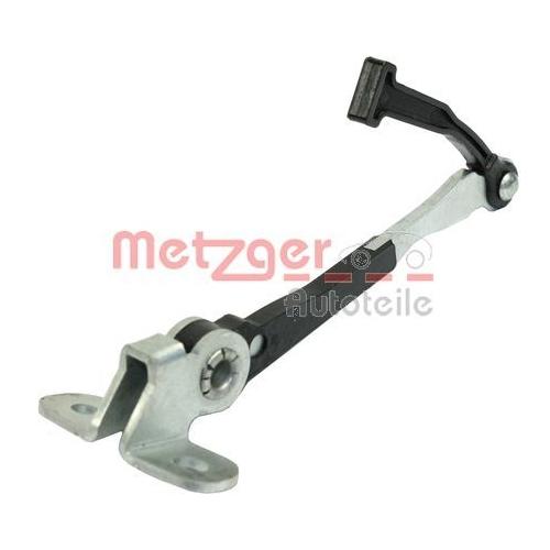 Door Catch METZGER 2312072 FIAT