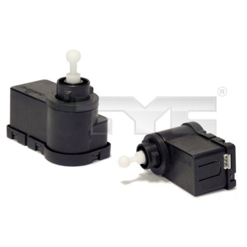 Control, headlight range adjustment TYC 20-11735-MA-1 FORD