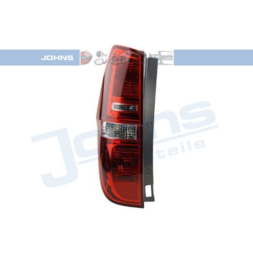 Combination Rearlight JOHNS 39 92 87-1 HYUNDAI