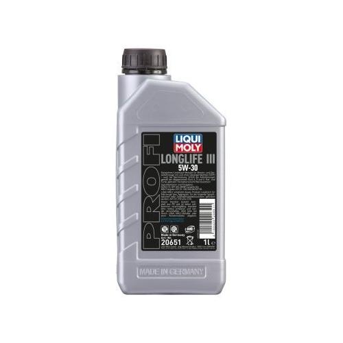 LIQUI MOLY Motoröl Motorenöl 1 Liter Profi Longlife III 5W-30 20651