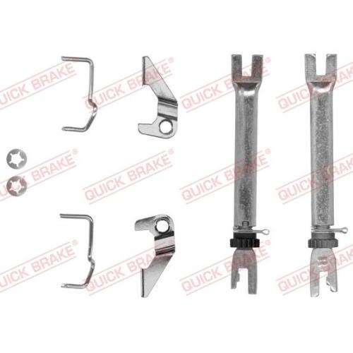 Adjuster, drum brake QUICK BRAKE 102 53 009