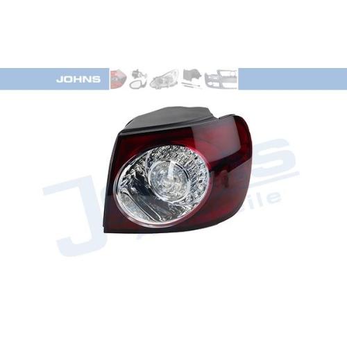Combination Rearlight JOHNS 95 41 88-4 VW