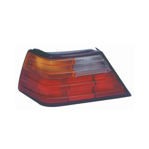 Combination Rearlight VAN WEZEL 3024939 MERCEDES-BENZ