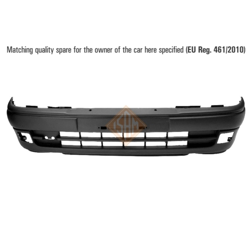 ISAM 0707110 Stoßfänger Stoßstange vorne für Opel Astra F