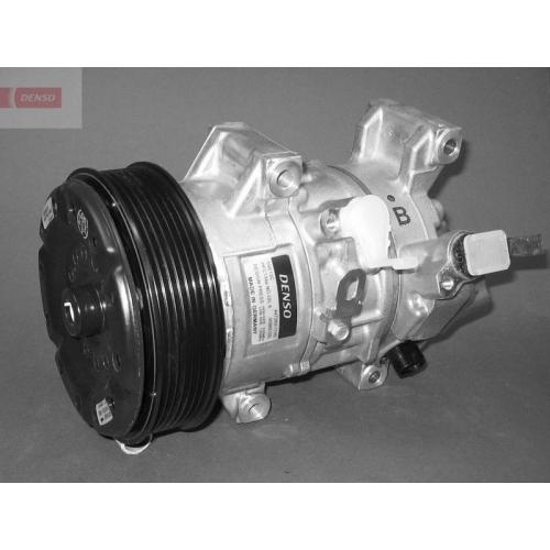 Kompressor, Klimaanlage DENSO DCP50121 TOYOTA