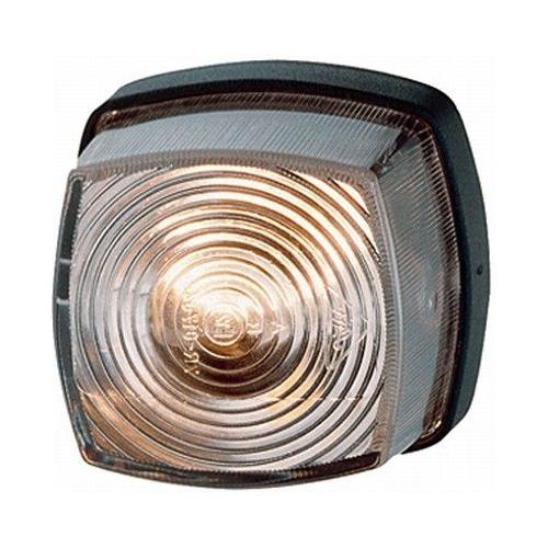 Lichtscheibe, Positionsleuchte HELLA 9EL 117 330-001 DAF SCANIA FAUN DEUTZ-FAHR
