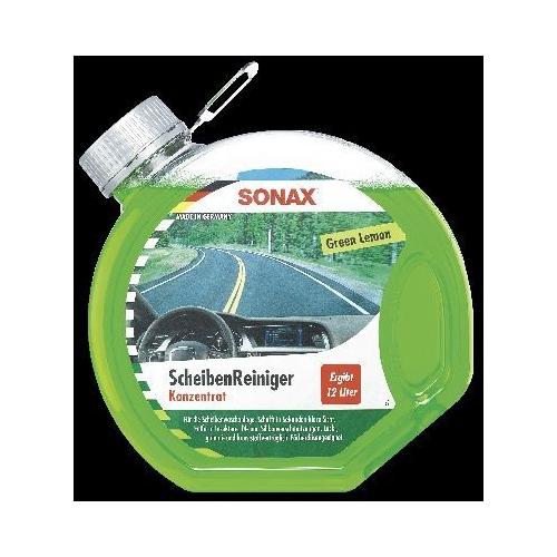 SONAX ScheibenReiniger Konzentrat Green Lemon 3 Liter 03864000