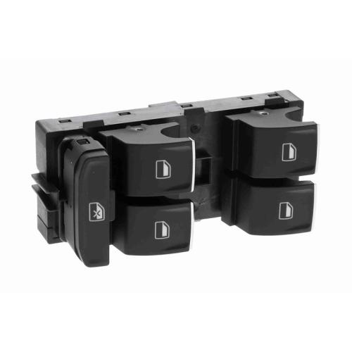 Schalter, Fensterheber VEMO V10-73-0438 Original VEMO Qualität SEAT SKODA VW VAG