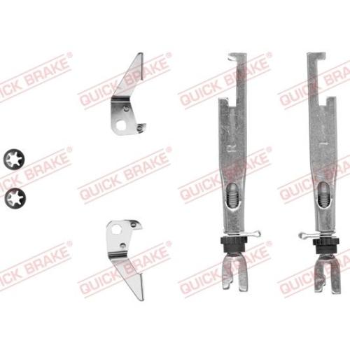 Adjuster, drum brake QUICK BRAKE 102 53 003