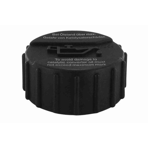 Verschluss, Öleinfüllstutzen VAICO V10-2930 Original VAICO Qualität AUDI SEAT VW