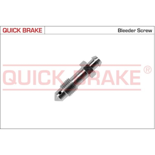 Breather Screw / Valve QUICK BRAKE 0108