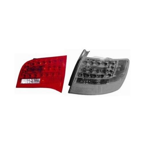 Combination Rearlight VAN WEZEL 0319938 AUDI