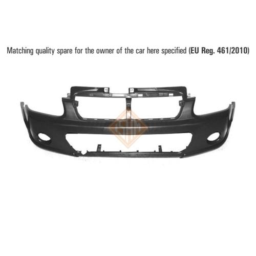 ISAM 0733111 front bumper for Opel Agila