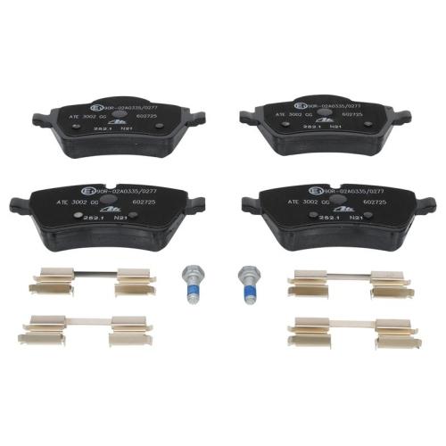 Bremsbelagsatz, Scheibenbremse ATE 13.0460-2725.2 MINI