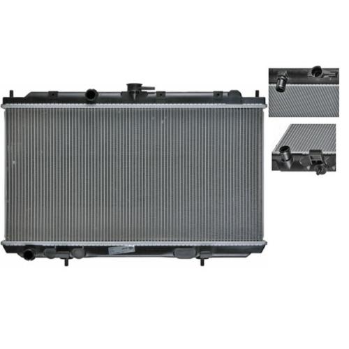 Kühler, Motorkühlung MAHLE CR 1485 000S NISSAN PEUGEOT