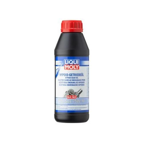 LIQUI MOLY HYPOID TRANSMISSION OIL (GL4 / 5) TDL SAE 75W-90 500 ml 1406