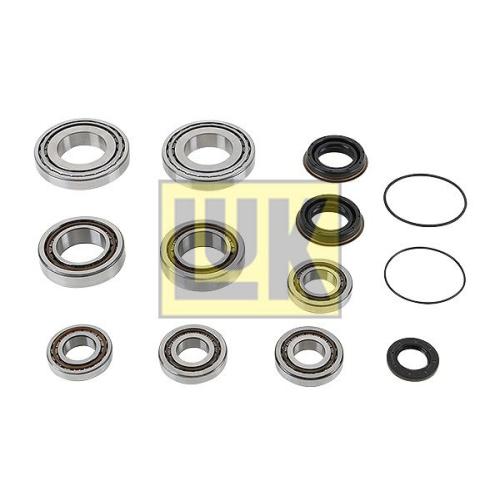 Repair Kit, manual transmission LuK 462 0194 10 LuK GearBOX FIAT OPEL