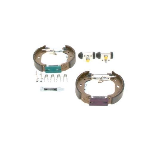 Bremsbackensatz BOSCH 0 204 114 618 KIT SUPERPRO FIAT