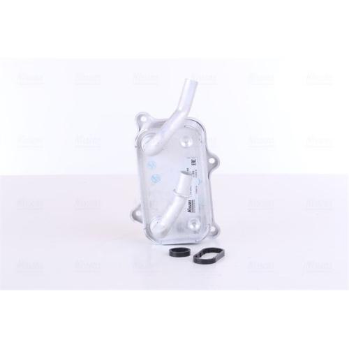 Ölkühler, Motoröl NISSENS 90599 MERCEDES-BENZ
