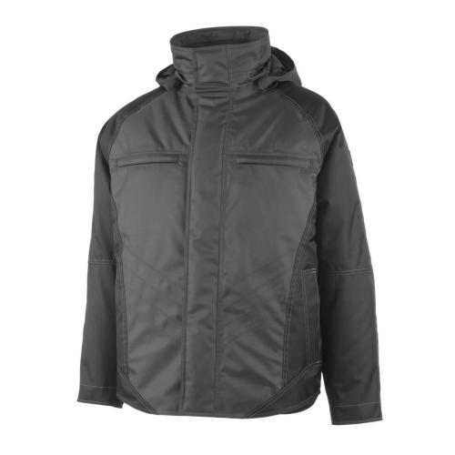Mascot winter jacket 12035-211-1809 2XL dark gray / black