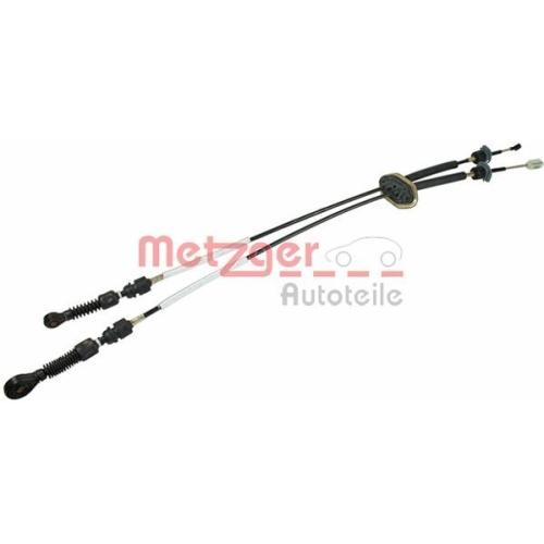 Cable, manual transmission METZGER 3150146 HYUNDAI