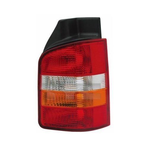 Combination Rearlight TYC 11-0576-01-2 VW