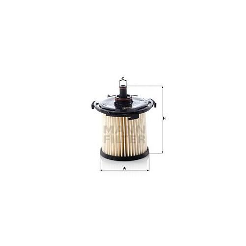 MANN-FILTER Fuel filter PU 12 003 z