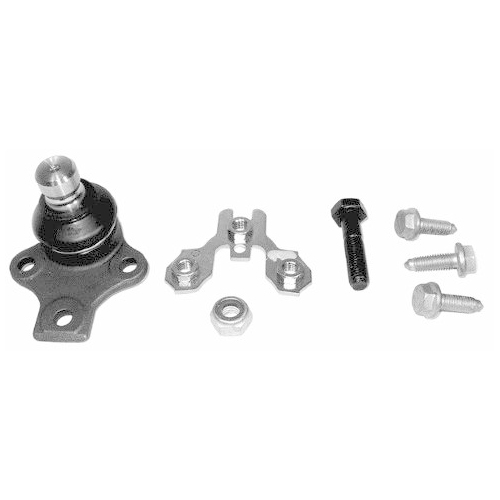 LEMFÖRDER Repair Kit, ball joint 10161 07