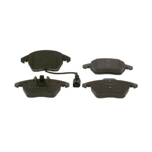 Brake Pad Set, disc brake BOSCH 0 986 424 797 AUDI SEAT SKODA VW